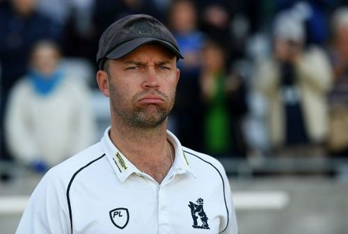 Jonathan Trott is one of the few candidates who have been interviewed for the post of the Indian team's batting coach