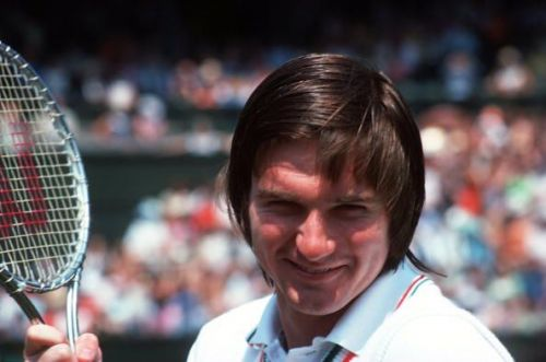 Jimmy Connors (22) has made the most appearances at the US Open
