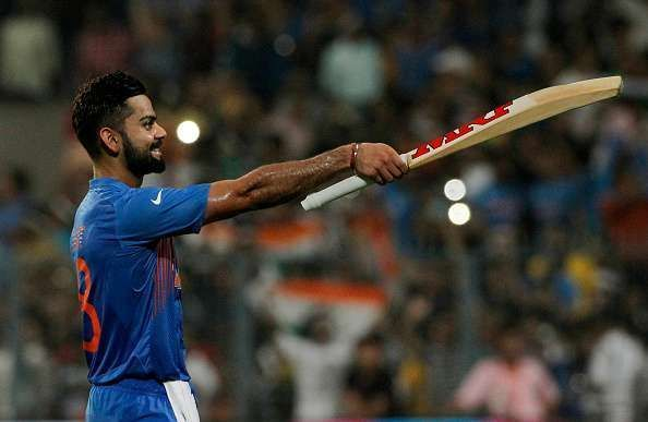 Virat Kohli is a cricketer who always seeks improvements in his batting, fielding and every aspect of his game. He desire to learn