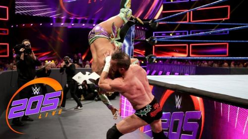 WWE 205 Live constantly delivers fast-paced and exciting matches every week