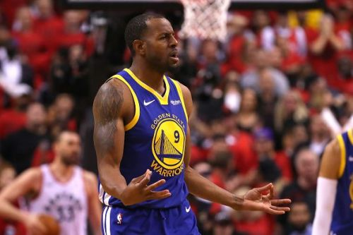 Andre Iguodala is expected to become a free agent in the coming weeks