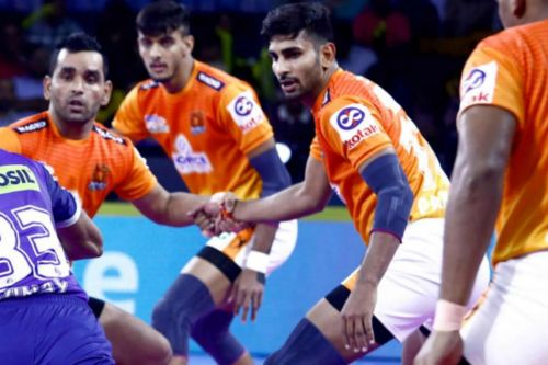 Pune were brilliant against the Patna Pirates.