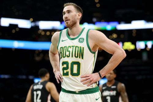 Gordon Hayward has failed to make an impact during his time in Boston