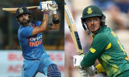 भारत-दक्षिण अफ्रीका टी20 सीरीज