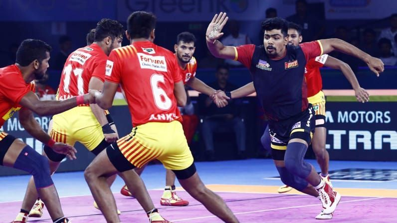 Gujarat Fortune Giants look to bounce back against Bengaluru Bulls tonight