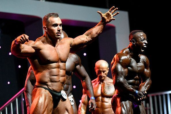 Bodybuilding has a huge following around the world