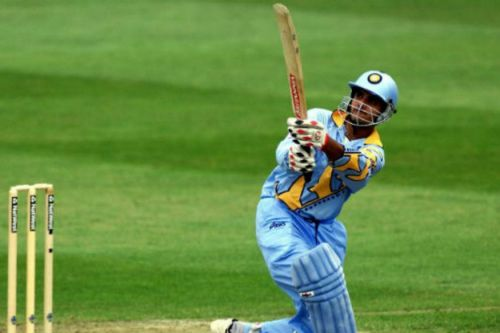 Watching Ganguly bat, was like watching a stream in full flow
