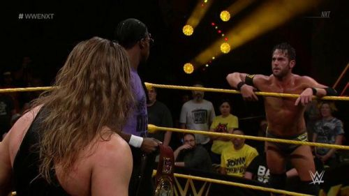 The North American Championship is the most sought after title in NXT