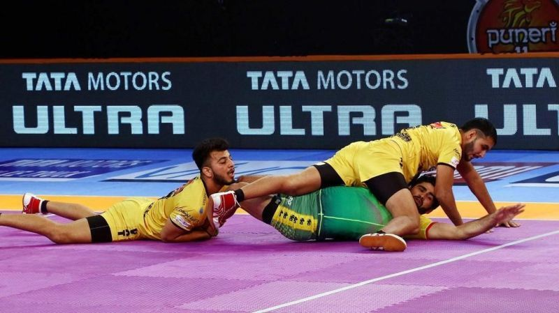 At the end of the Delhi Leg, Dabang Delhi is leading the points table