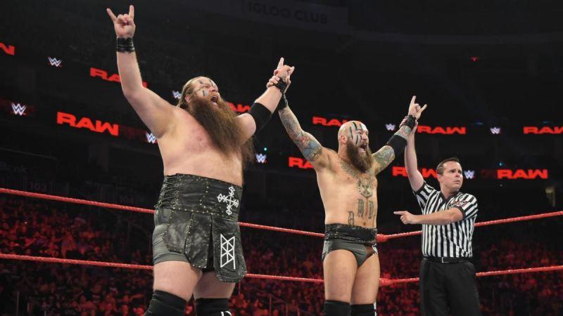 The Viking Raiders!