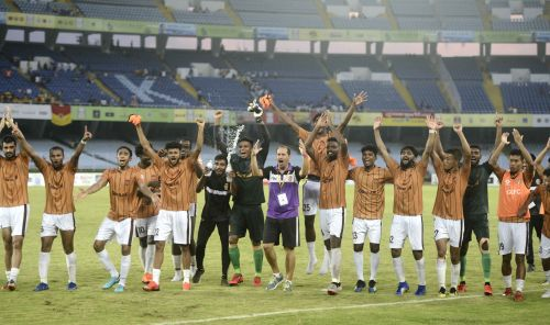 Gokulam Kerala sealed their passage into the finals of the Durand Cup.