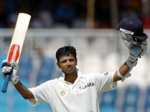 Rahul Dravid was one of the few cricketers to have an impressive overseas record.