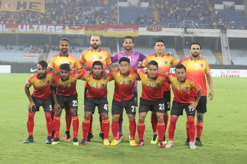 East Bengal win their opening match in Durand Cup