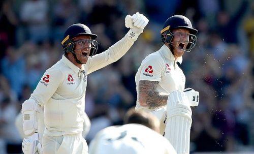 इंग्लैंड ने रोमांचक जीत हासिल की