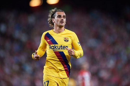 Greizmann must step-up and prove to critics why Barcelona paid 120m Euros for him.