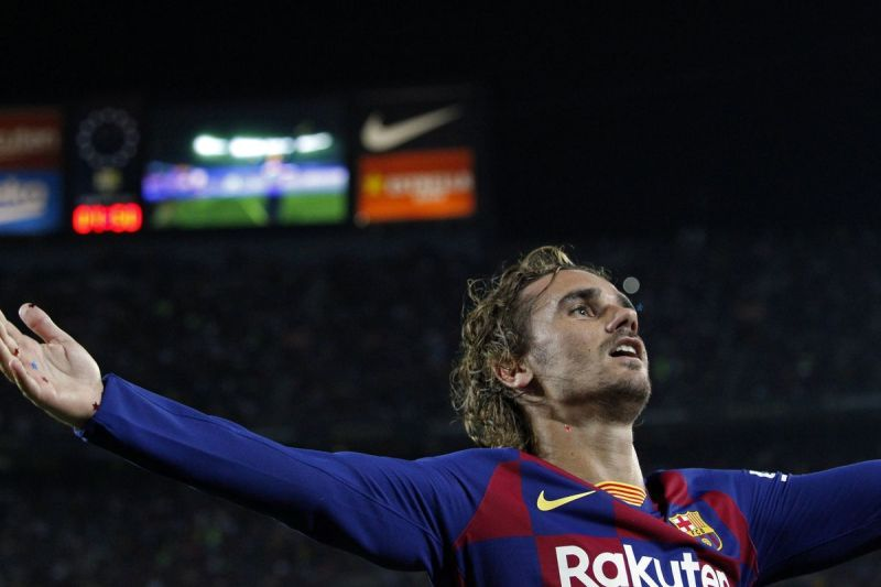 New signing Griezmann enjoys a goal-scoring home debut on Matchday-2