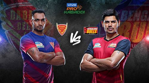 Can Bengaluru Bulls even the odds against a formidable line-up of Dabang Delhi K.C.?
