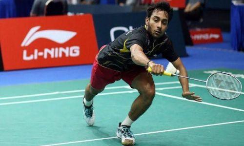 सौरभ वर्मा ने सिंगापुर के लोह कीन यू को खिताबी मुकाबले में 21-13 14-21 21-16 से शिकस्त दी