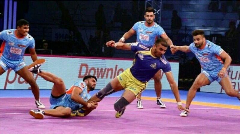 Tamil Thalivas vs Bengal Warriors