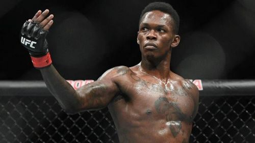 Israel Adesanya is the current UFC Middleweight Champion