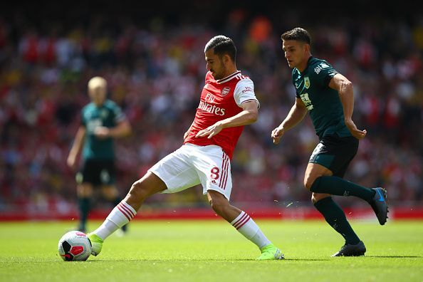Ceballos got two assists on his full Arsenal debut - Premier League