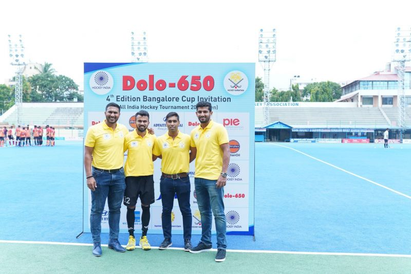 An array of stars are set to participate in this tournament