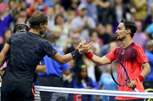 Fognini beats Nadal at 2015 US Open