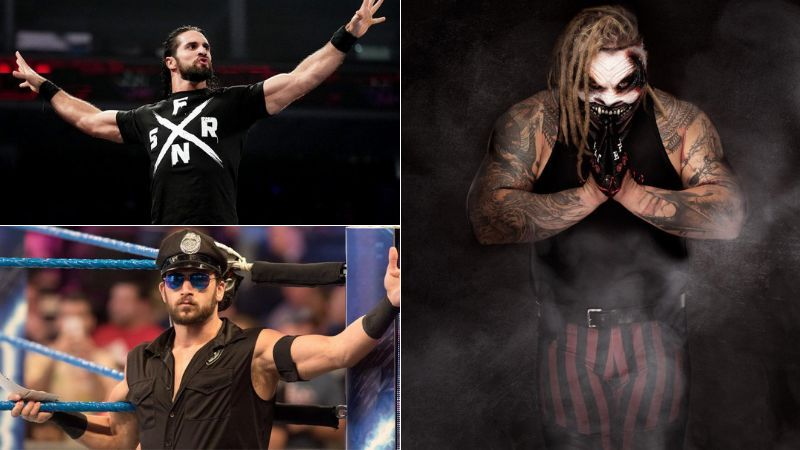 Bray Wyatt has a lot to be sorry for