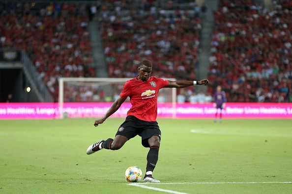 Manchester United have rejected a paltry offer from Real Madrid for Pogba