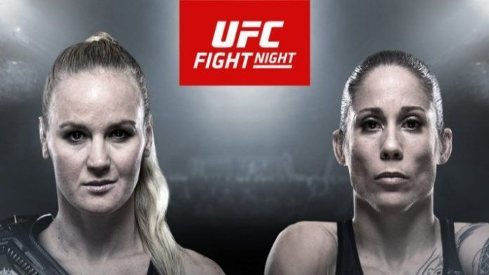 The UFC hits Uruguay with a title fight this weekend as Valentina Shevchenko faces Liz Carmouche with the Flyweight title on the line