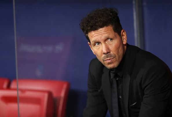 Diego Simeone will be counting on the youngster throughout the season.