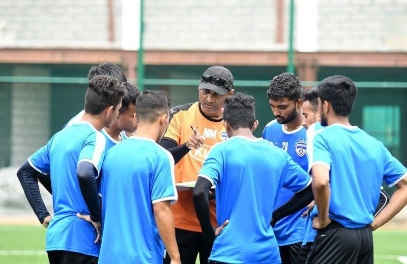 Coach Moosa has some work left in his hand Apart from goalscorer Suresh, other youngsters failed to shine
