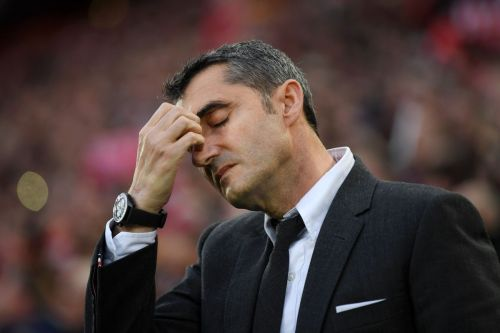Barcelona has been uninspiring under Ernesto Valverde