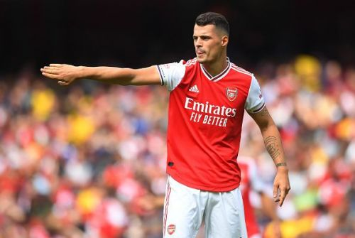 Granit Xhaka has failed to remove the inconsistencies in his game