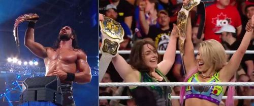 There were a number of interesting facts and stats created last night at SummerSlam