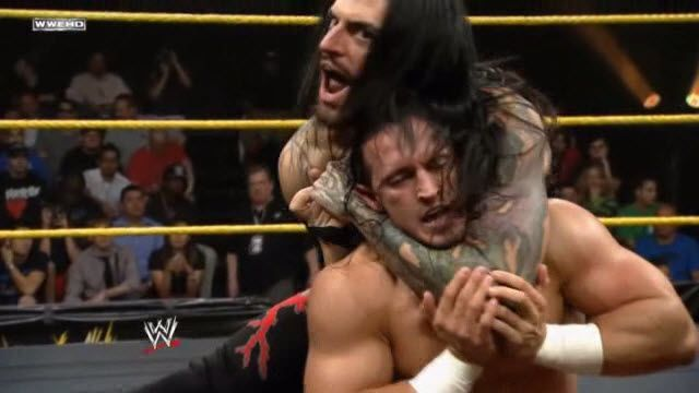 Luchasaurus was once part of WWE as Judas Devlin
