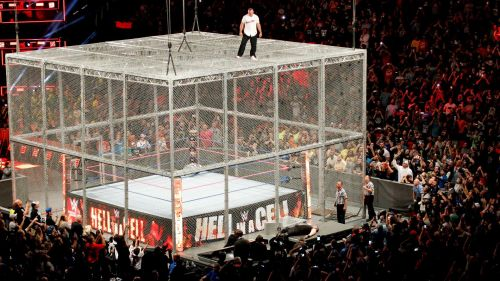 Hell in a Cell is reserved for top WWE stars in top feuds. Whom might get the nod in 2019?