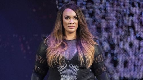 Nia Jax underwent double knee surgery back in April