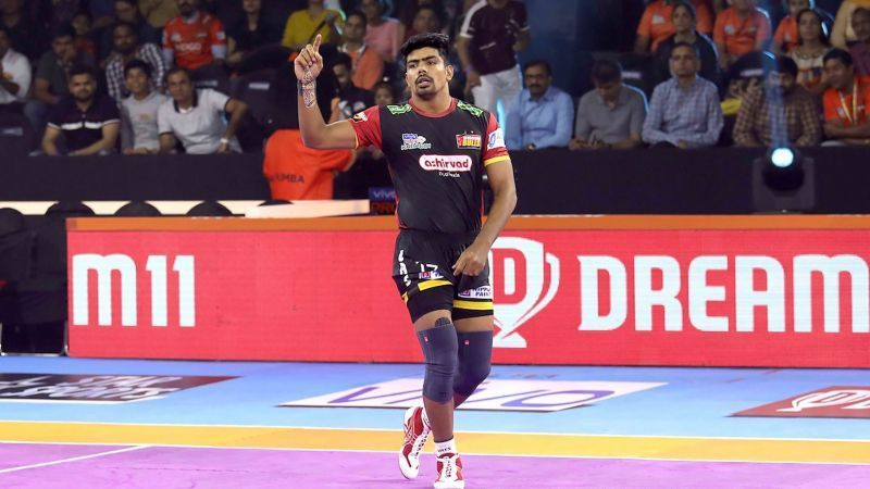 Puneri Paltan clinched victory over Bengaluru Bulls in a fervid battle