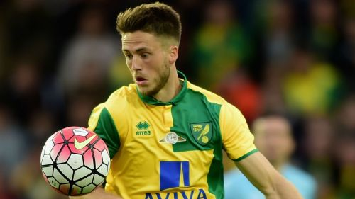 Ricky van Wolfswinkel during his time with Norwich City.