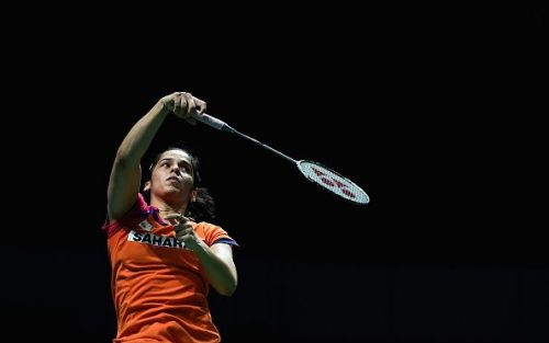 Saina Nehwal has not been in the best of form leading up to the tournament this year.