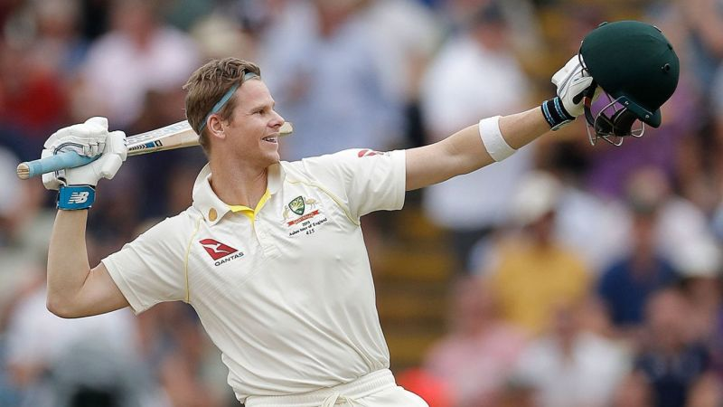 Steve Smith played two masterful knocks to become only fifth Australian to score twin tons in Ashes