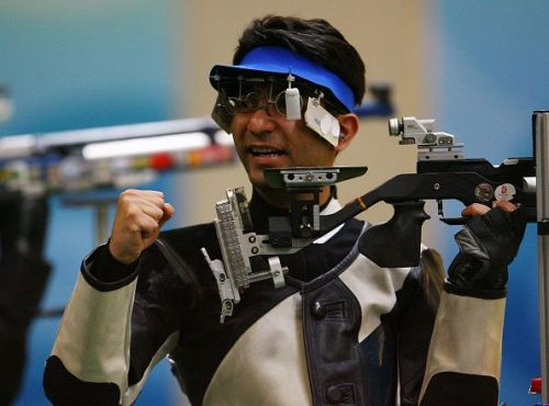 Olympics Day 3 - Shooting
