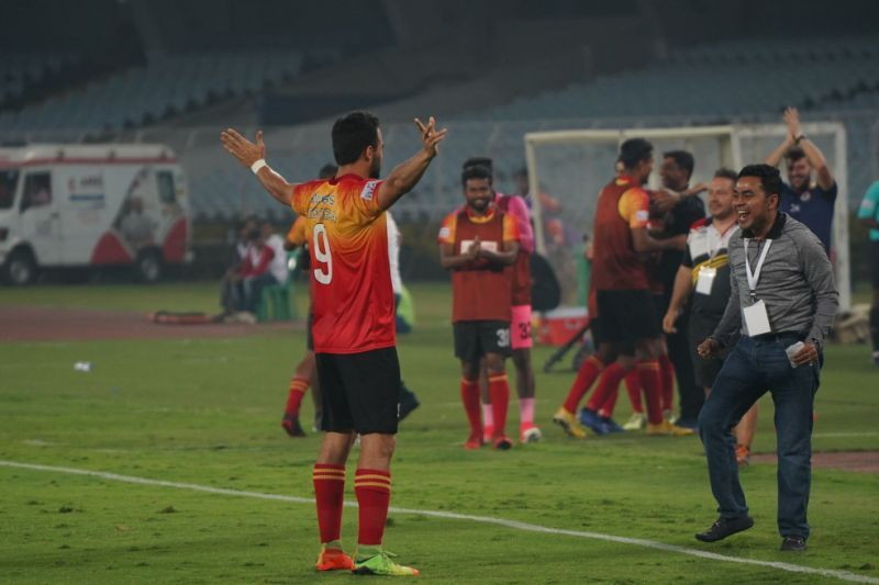 East Bengal need one solid striker like Esqueda