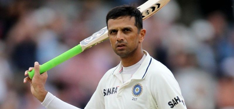 Rahul Dravid scored over 1500 Test runs in West Indies