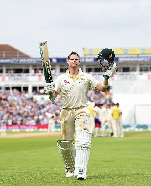 Steven Smith's resounding return to Test Cricket