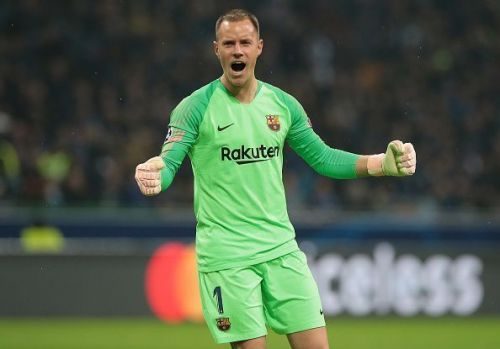 Ter Stegen is the best goalkeeper in the world!