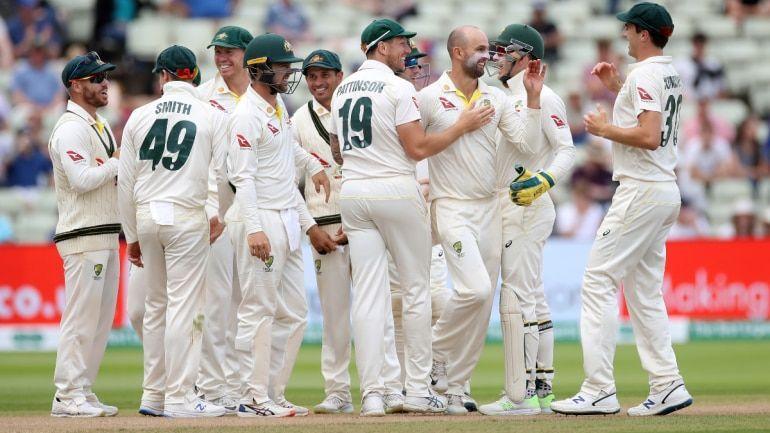 पहले टेस्ट में जीत के बाद ऑस्ट्रेलिआई टीम