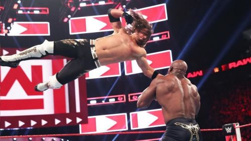 AJ Styles is one of the best talents of all time.