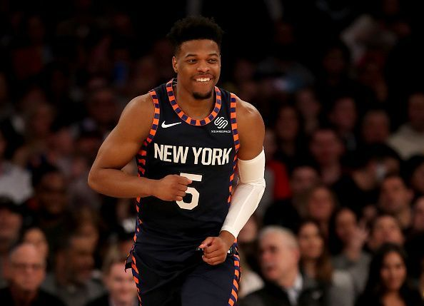 The New York Knicks are facing a bleak future following a disappointing summer
